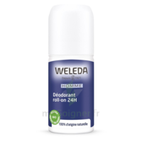 Weleda Déodorant Roll-on 24h Homme 50ml à Clermont-Ferrand
