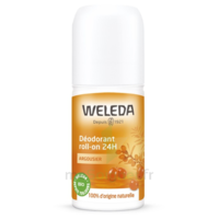 Weleda Déodorant Roll-on 24h Argousier 50ml à Clermont-Ferrand
