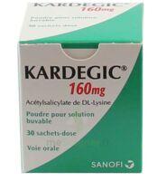 Kardegic 160 Mg, Poudre Pour Solution Buvable En Sachet à Clermont-Ferrand