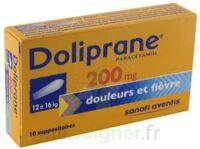 Doliprane 200 Mg Suppositoires 2plq/5 (10) à Clermont-Ferrand