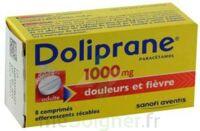 Doliprane 1000 Mg Comprimés Effervescents Sécables T/8 à Clermont-Ferrand