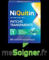 Niquitin 21 Mg/24 Heures, Dispositif Transdermique Sach/28 à Clermont-Ferrand