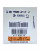 Bd Microlance 3, G25 5/8, 0,5 Mm X 16 Mm, Orange  à Clermont-Ferrand