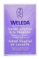 Weleda Savon Végétal à La Lavande 100g à Clermont-Ferrand
