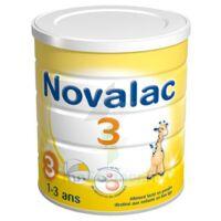 Novalac 3 Lait De Croissance B/800g à Clermont-Ferrand