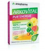 Arkovital Pur'energie Multivitamines Comprimés Dès 6 Ans B/30 à Clermont-Ferrand
