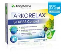 Arkorelax Stress Control Comprimés B/30 à Clermont-Ferrand