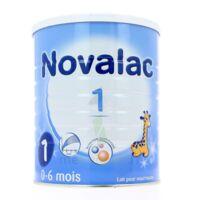 Novalac 1 Lait En Poudre 1er âge B /800g à Clermont-Ferrand