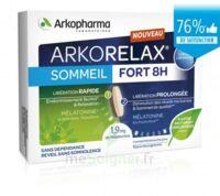 Arkorelax Sommeil Fort 8h Comprimés B/15 à Clermont-Ferrand