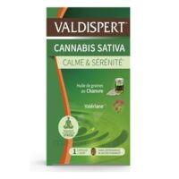 Valdispert Cannabis Sativa Caps Liquide B/24 à Clermont-Ferrand