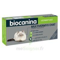 Biocanina Multivermyx Comprimés Vermifuge Chat B/2 à Clermont-Ferrand