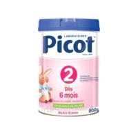 Picot Standard 2 Lait En Poudre B/800g à Clermont-Ferrand