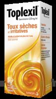 Toplexil 0,33 Mg/ml, Sirop 150ml à Clermont-Ferrand