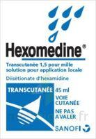 Hexomedine Transcutanee 1,5 Pour Mille, Solution Pour Application Locale à Clermont-Ferrand