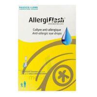 Allergiflash 0,05 %, Collyre En Solution En Récipient Unidose à Clermont-Ferrand