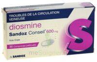 Diosmine Sandoz Conseil 600 Mg, Comprimé Pelliculé à Clermont-Ferrand