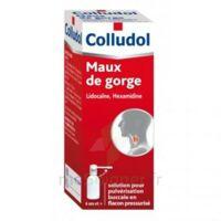 Colludol Solution Pour Pulvérisation Buccale En Flacon Pressurisé Fl/30 Ml + Embout Buccal à Clermont-Ferrand
