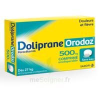 Dolipraneorodoz 500 Mg, Comprimé Orodispersible à Clermont-Ferrand
