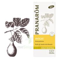 Pranarom Huile Végétale Bio Avocat