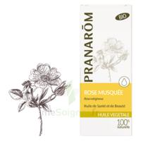Pranarom Huile Végétale Rose Musquée 50ml à Clermont-Ferrand