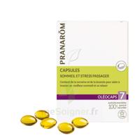 Pranarom Oleocaps 7 Caps Sommeil & Stress Passager à Clermont-Ferrand