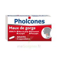 Pholcones Bismuth Adultes, Suppositoire à Clermont-Ferrand