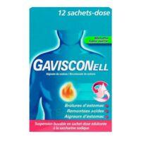 Gavisconell Suspension Buvable Sachet-dose Menthe Sans Sucre 12sach/10ml à Clermont-Ferrand