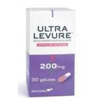 Ultra-levure 200 Mg Gélules Fl/30 à Clermont-Ferrand