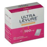 Ultra-levure 100 Mg Poudre Pour Suspension Buvable En Sachet B/20 à Clermont-Ferrand