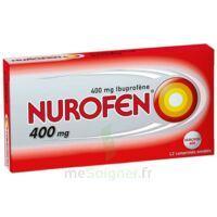 Nurofen 400 Mg Comprimés Enrobés Plq/12 à Clermont-Ferrand