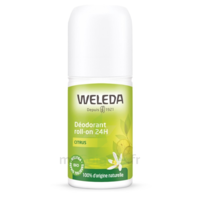 Weleda Déodorant Roll-on 24h Citrus 50ml à Clermont-Ferrand