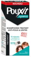 Pouxit Shampoo Shampooing Traitant Antipoux Fl/200ml+peigne à Clermont-Ferrand