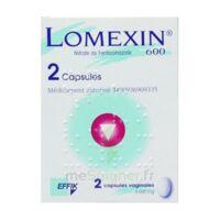 Lomexin 600 Mg Caps Molle Vaginale Plq/2 à Clermont-Ferrand