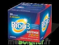 Bion 3 Défense Junior Comprimés à Croquer Framboise B/30 à Clermont-Ferrand