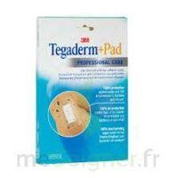 Tegaderm + Pad, 5 Cm X 7 Cm , Bt 5 à Clermont-Ferrand
