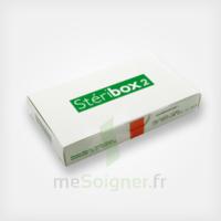 Stéribox Kit Prévention Et Hygiène Pour Les Toxicomanes Avec Seringues 100ui/ml à Clermont-Ferrand