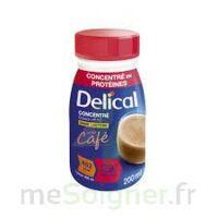 Delical Boisson Hp Hc Concentree Nutriment Café 4bouteilles/200ml à Clermont-Ferrand