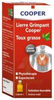 Lierre Grimpant Cooper édulcoré Au Maltitol Liquide Solution Buvable Sans Sucre F/100ml à Clermont-Ferrand