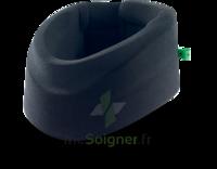 Cervix 2 Collier Cervical Semi-rigide Noir/vert H9cm T2 à Clermont-Ferrand