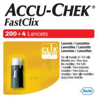 Accu-chek Fastclix Lancettes B/204 à Clermont-Ferrand
