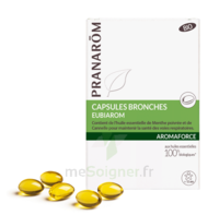 Aromaforce Caps Bronches Bio B/30 à Clermont-Ferrand