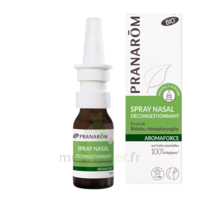Aromaforce Solution Nasale Dégage Le Nez 15ml à Clermont-Ferrand