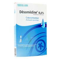 Desomedine 0,1 % Collyre Sol 10fl/0,6ml à Clermont-Ferrand