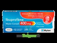 Ibuprofene Mylan Conseil 400mg, Comprimés Pelliculés à Clermont-Ferrand
