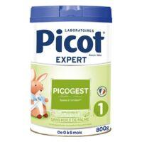 Picot Expert Picogest 1 Lait En Poudre B/800g à Clermont-Ferrand