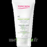 Topicrem Ac Masque Purifiant T/50ml à Clermont-Ferrand
