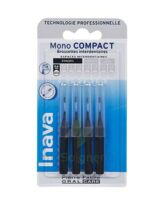 Inava Brossettes Mono-compact Noir Iso 0- 0,6mm à Clermont-Ferrand