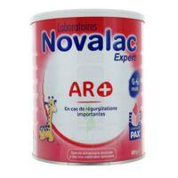 Novalac Expert Ar + 0-6 Mois Lait En Poudre B/800g à Clermont-Ferrand