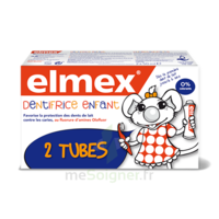 Elmex Duo Dentifrice Enfant, Tube 50 Ml X 2 à Clermont-Ferrand