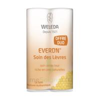 Weleda Duo Soin Des Lèvres Everon® 9,6ml à Clermont-Ferrand